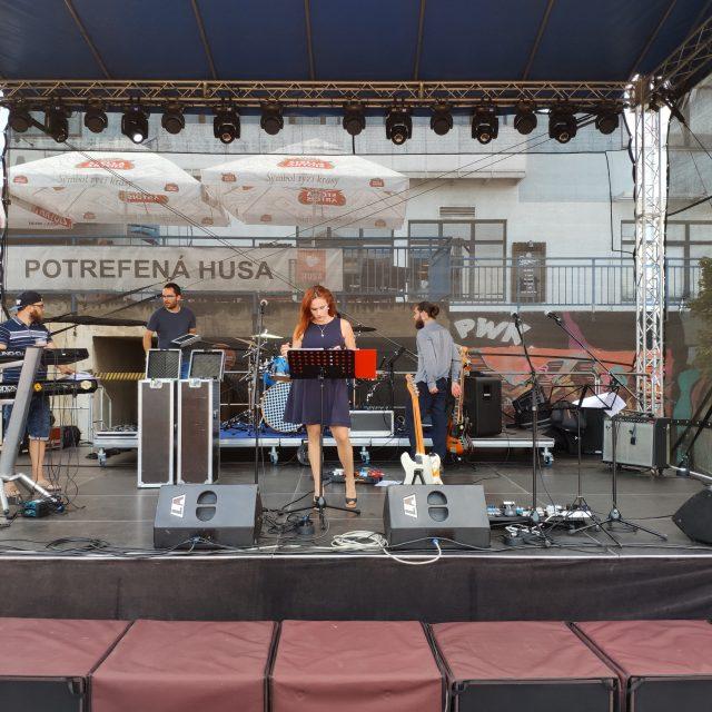 Jambox.cz party band